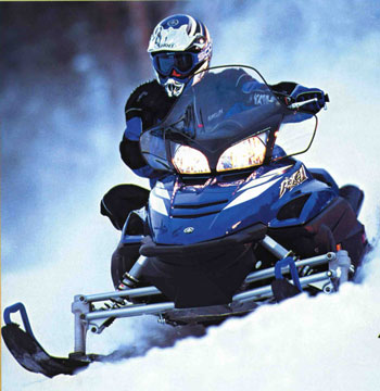 Снегоход – транспортное средство для работы, спорта и отдыха