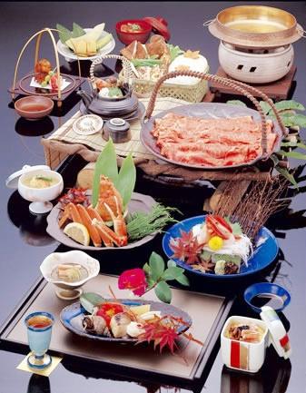 Классическая японская кухня у вас дома