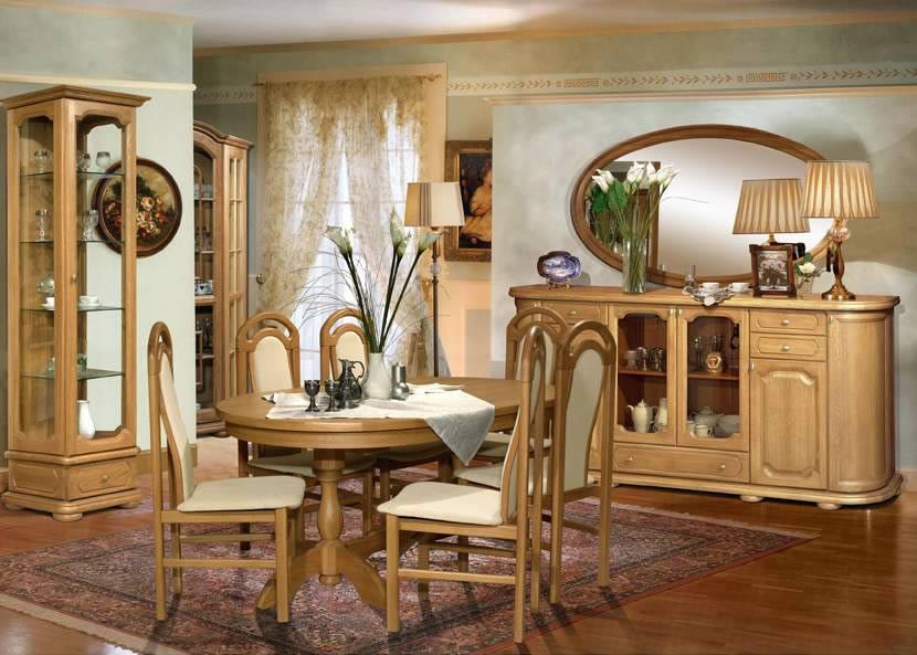 Мебель из элитных пород дерева