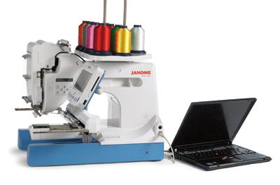 Новинки швейных машин популярного бренда Janome!