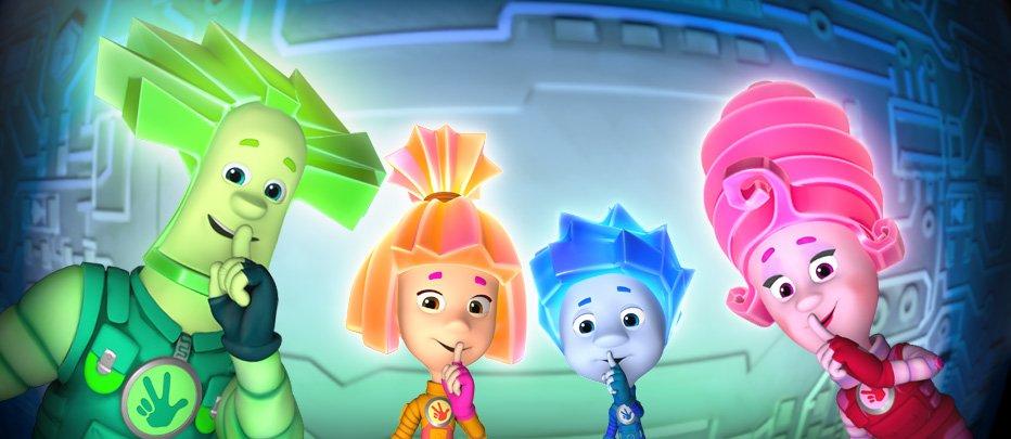 Какие мультфильмы подойдут для ребенка 2-х лет?