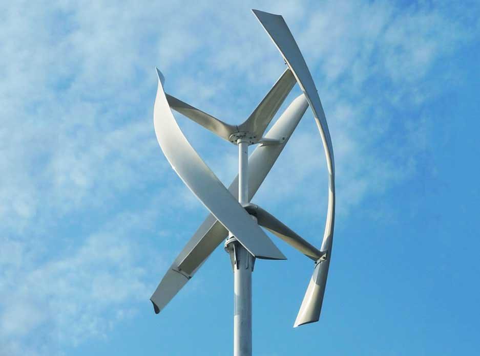 Ветряки снова в строю