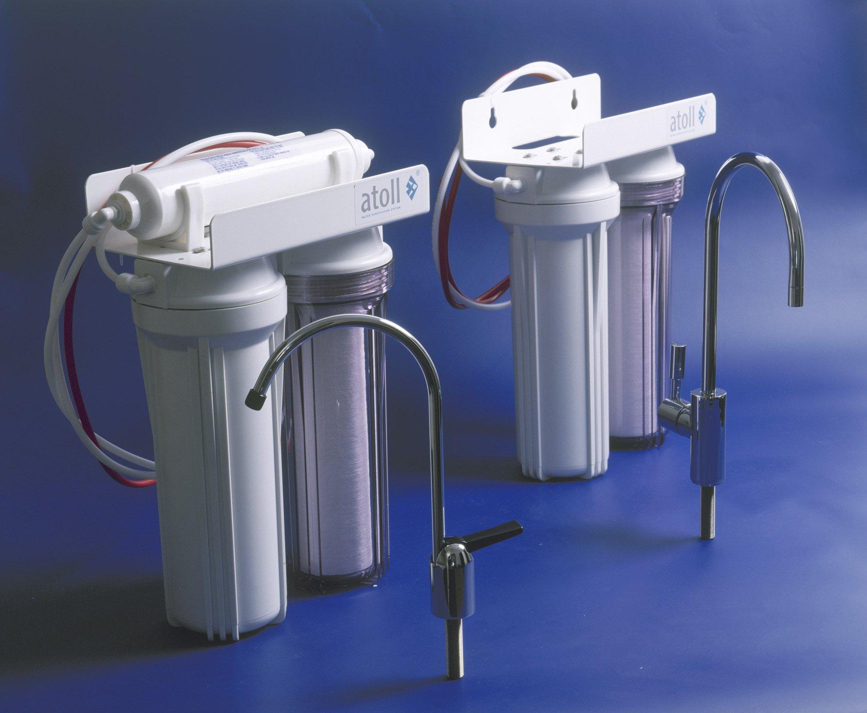 Фильтры для воды сохранят здоровье