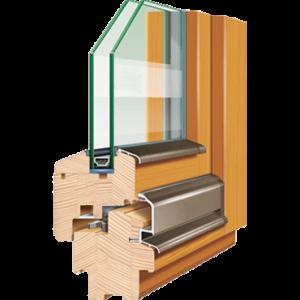 Чем деревянные окна лучше пластиковых?