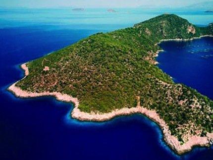 Греция распродает острова