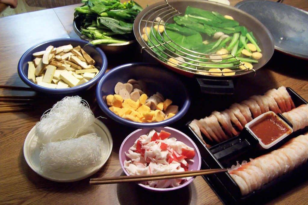 Китайская кухня или о том, что едят в Китае