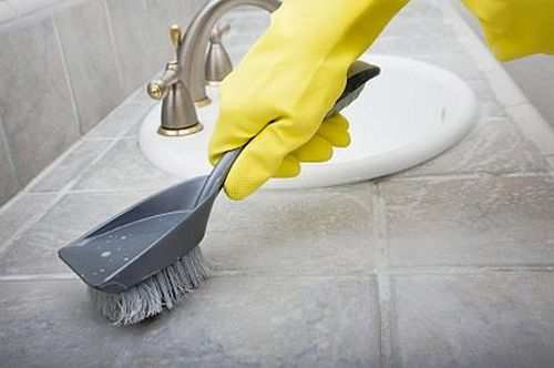 Как избавиться от грибка в ванной комнате?