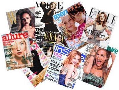 О чем печатают в модных журналах