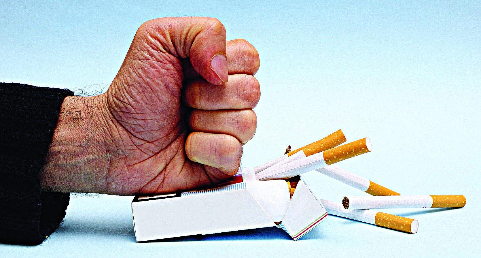 Сигареты по 240 рублей за пачку. Бросаем курить!