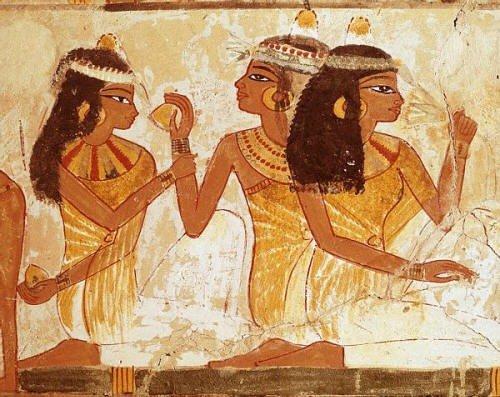 Дары египетской косметологи: чем выводили родинки в Древнем Египте?