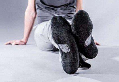 Созданы уникальные носки, которые избавят ноги от неприятного запаха