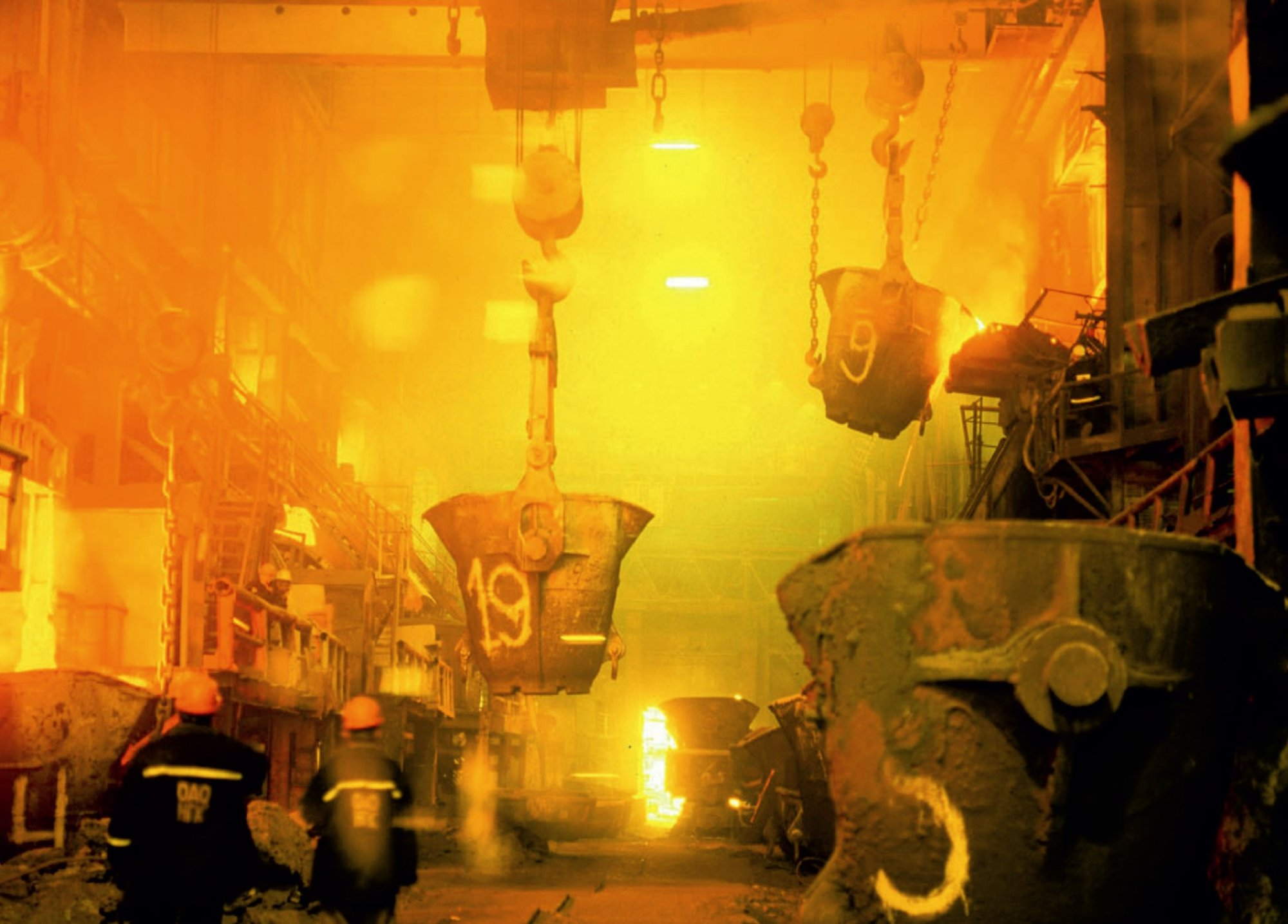 Бизнес на поставках металлургической продукции
