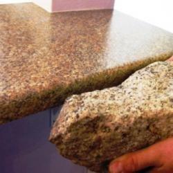 Столешница из камня своими руками