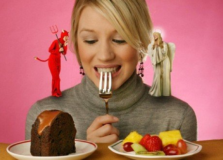Борьба с лишним весом – это борьба с собой
