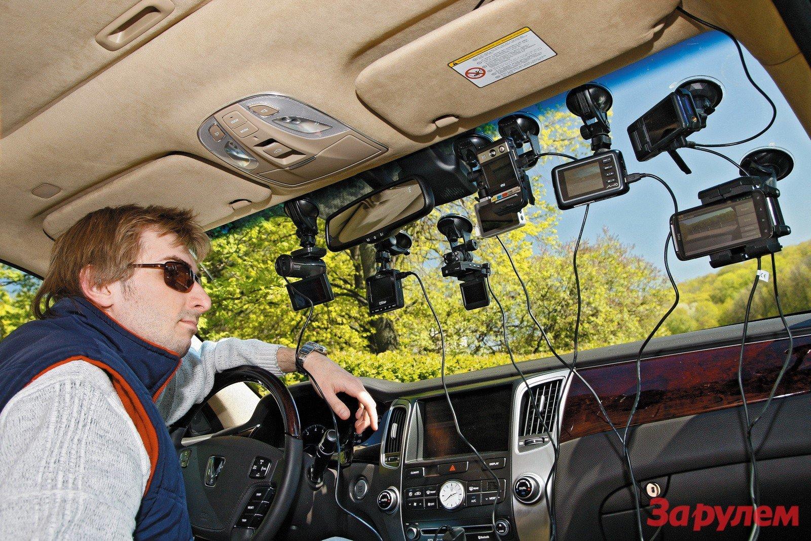 Почему в России много видеорегистраторов в автомобилях?