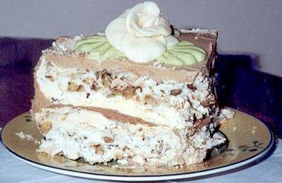 Киевский торт своими руками