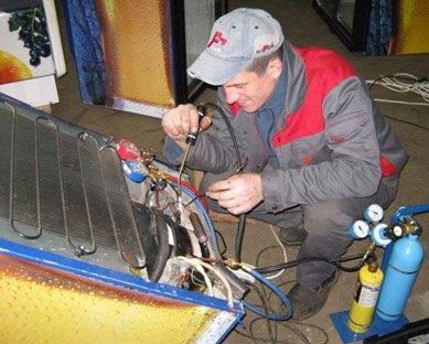 Срочный ремонт холодильного оборудования