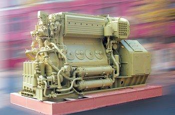 Широкое применение дизель генераторов