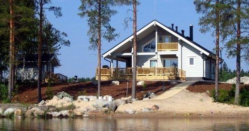 Современные коттеджи в Финляндии – лучший отдых в Скандинавии!