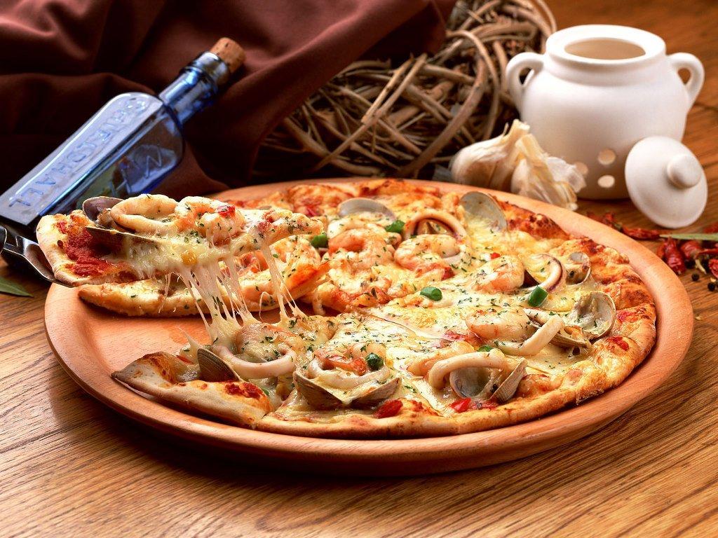 Пицца как популярное блюдо