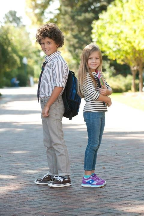 Обувь для школы – стоит уделить особое внимание