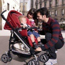 Как выбрать прогулочную коляску-трость