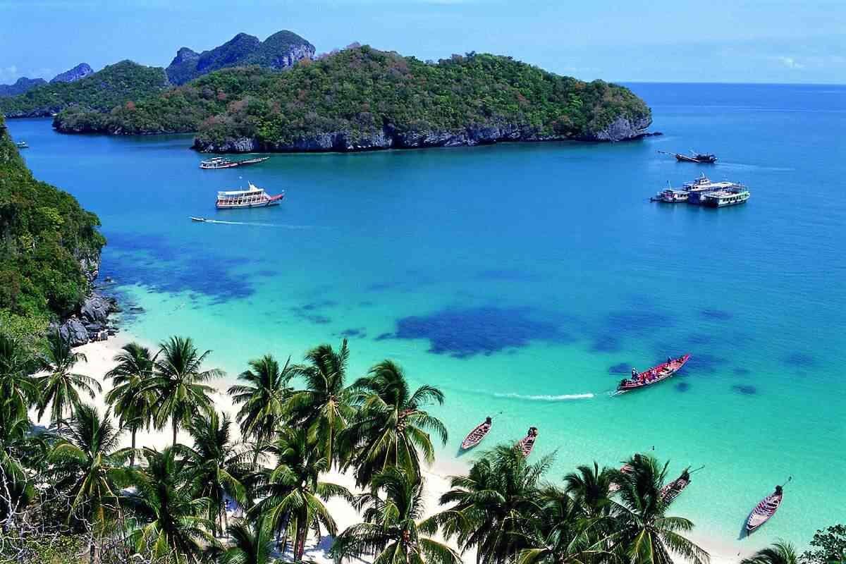 Отдых на курортах Таиланда