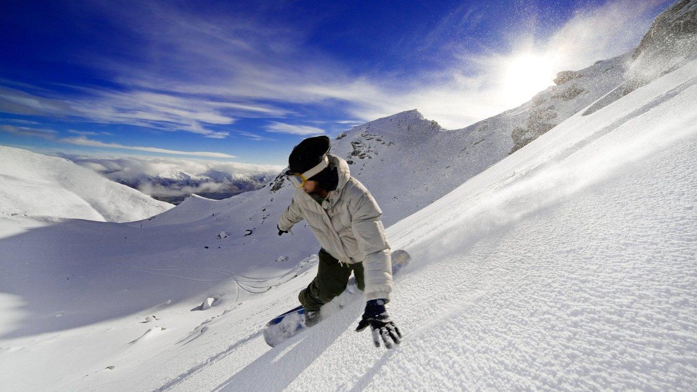 Выбор сноуборда для новичка