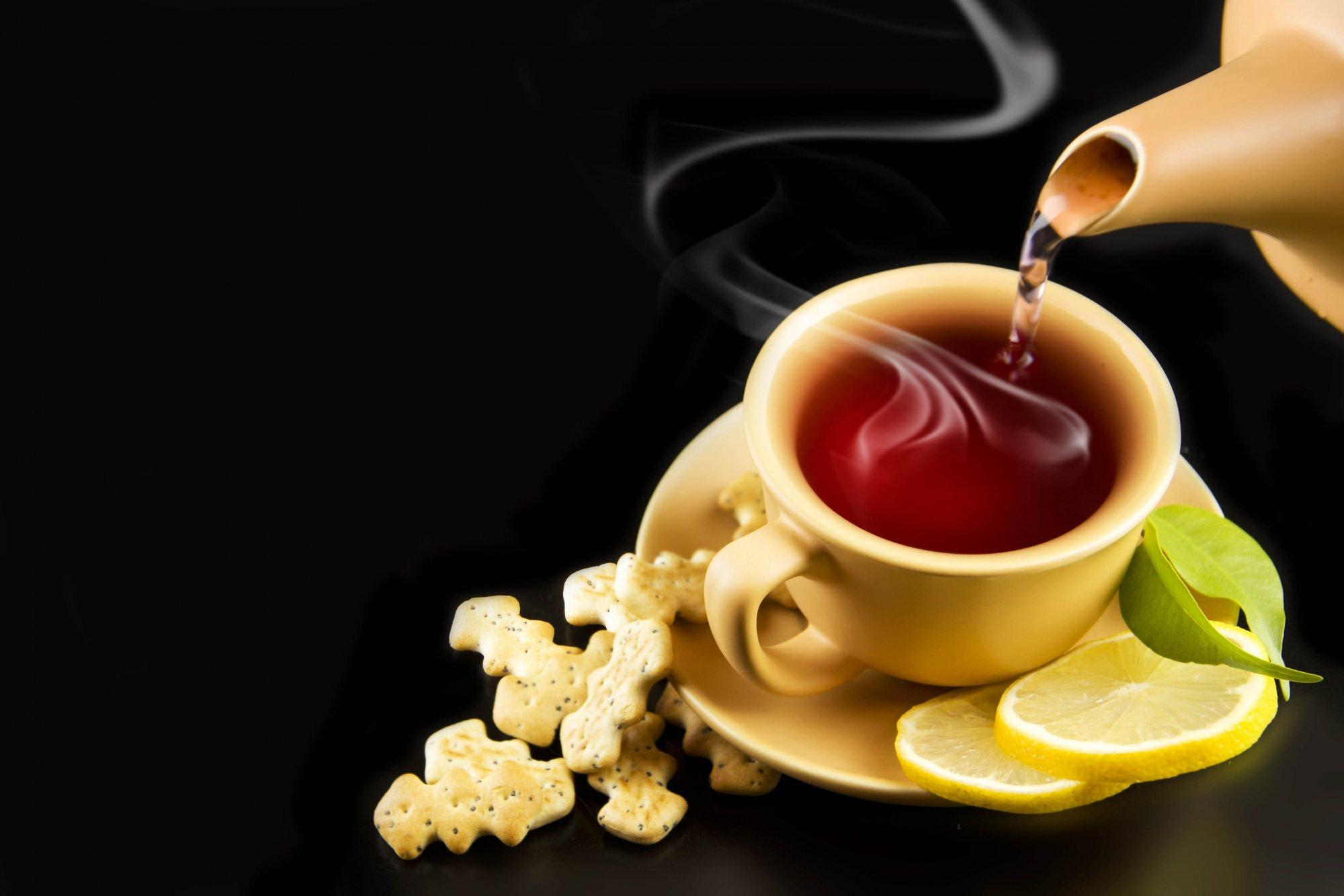 Чай – любимец миллионов