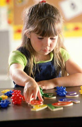 Подготовке детей к школе по математике