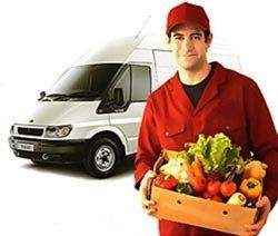 Доставка продуктов на дом: быстро и легко