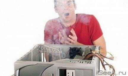 Как правильно почистить системный блок от пыли
