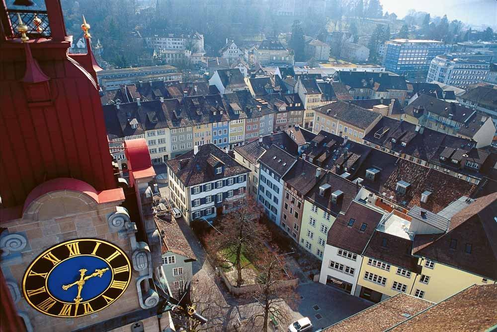 Недорогие авиаперелёты: знакомство с Цюрихом