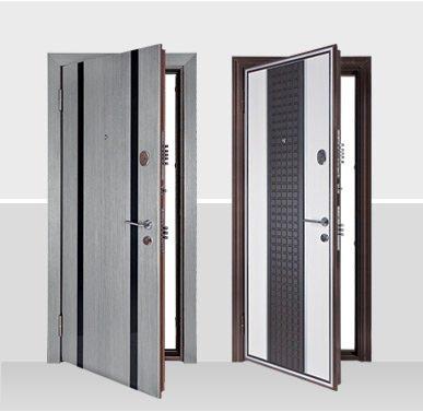 Двери стальные торекс