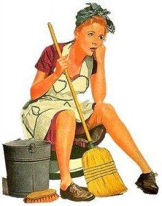 Азы квартирной и офисной уборки