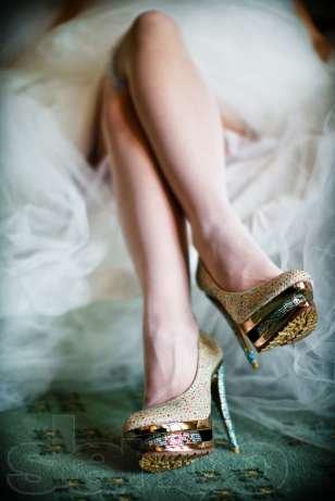 Итальянские туфли на свадьбу