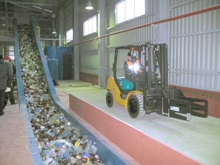Вывоз и утилизация токсичного мусора