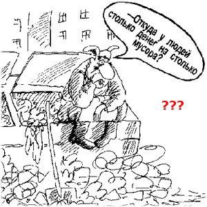 Как решить проблему вывоза мусора