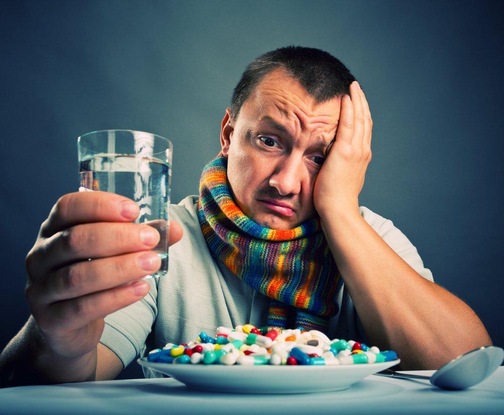 Простые советы, которые помогут быстро справиться с простудой