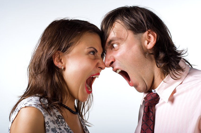 Ссоры между супругами могут привести к преждевременной смерти