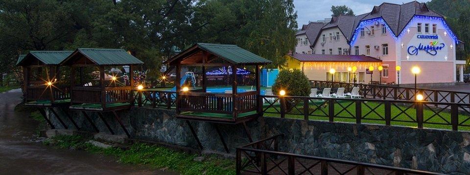 Где отдохнуть на Алтае?