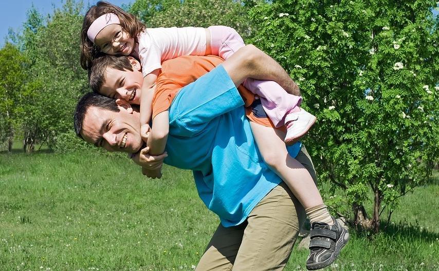 Как ребенок должен проводить выходные дни?