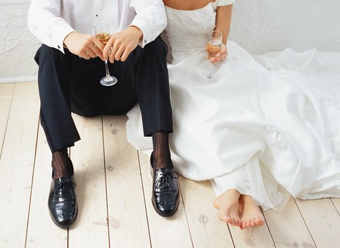 Как мы сыграли недорогую свадьбу?