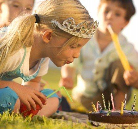Для кого праздник детский день рождения?