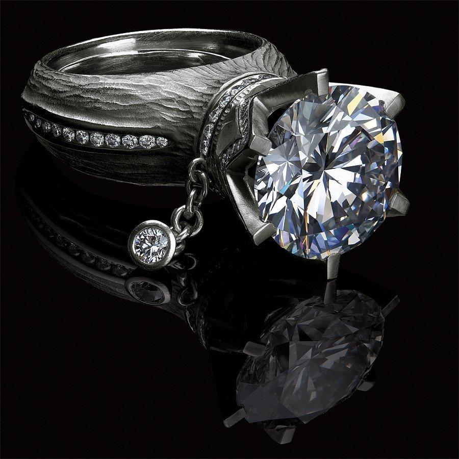 Ювелирные украшения из бриллиантов