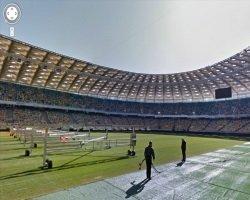 Google предлагает посмотреть стадионы