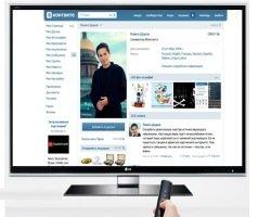Удаление «ВКонтакте» для Smart TV
