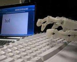 Роботов научат пользоваться интернетом