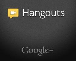 Google развивает службу Hangouts