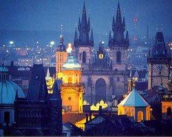 Мистика ночного города Праги
